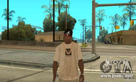 New Era Cap for GTA San Andreas