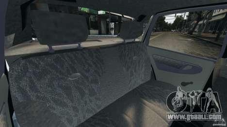 Vaz-1118 Kalina v1.1 for GTA 4 side view