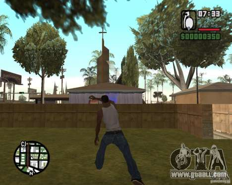 Explosive Stew for GTA San Andreas third screenshot