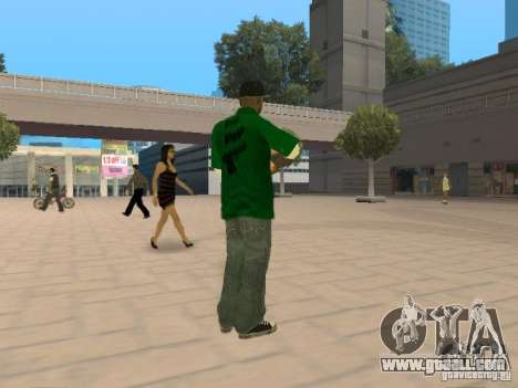 New Sweet for GTA San Andreas second screenshot