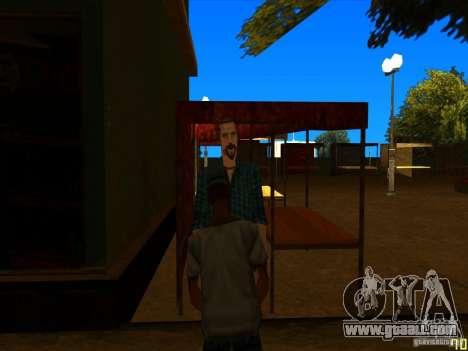 Fix Facial Animations for GTA San Andreas forth screenshot