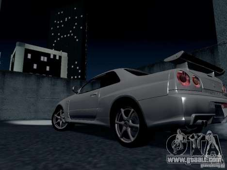 ENBSeries by Shake for GTA San Andreas tenth screenshot