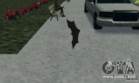Betarang for GTA San Andreas third screenshot
