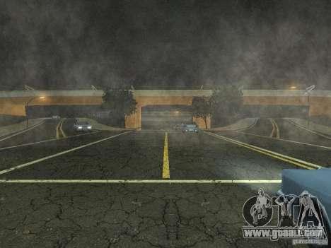 New Airport San Fierro for GTA San Andreas second screenshot