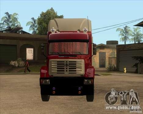 Super Zil v 2.0 for GTA San Andreas