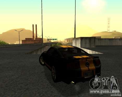 ENBSeries by Nikoo Bel v3.0 Final for GTA San Andreas fifth screenshot