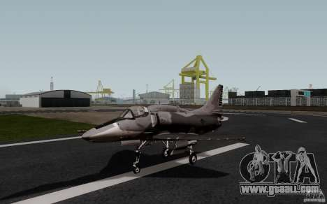 McDonnell Douglas A-4AR Fightinghawk for GTA San Andreas