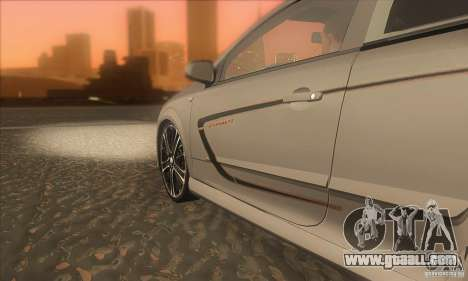 Opel Astra GTC DIM v1.0 for GTA San Andreas side view
