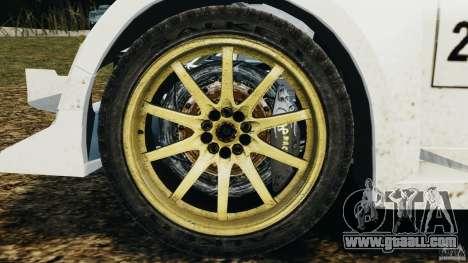Colin McRae OGIO Rallycross for GTA 4 back view