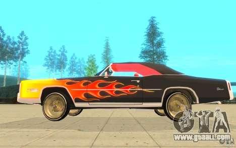 Wheel Mod Paket for GTA San Andreas twelth screenshot