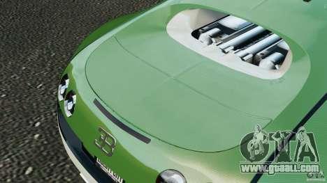 Bugatti Veyron 16.4 Super Sport 2011 v1.0 [EPM] for GTA 4 interior