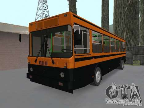 LIAZ 5256.25 for GTA San Andreas