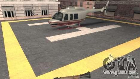 San Fierro Police Station 1.0 for GTA San Andreas fifth screenshot