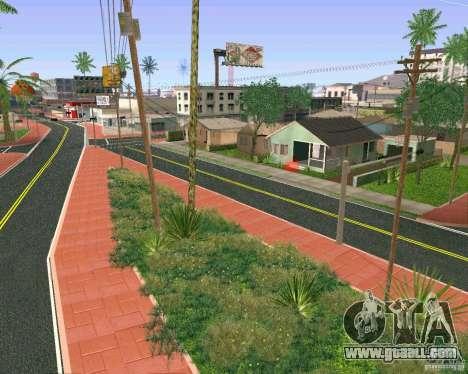 New Textures Of Los Santos for GTA San Andreas seventh screenshot
