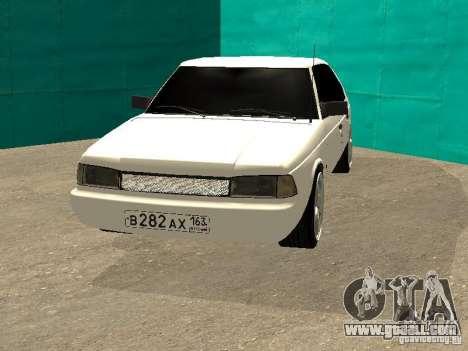 Moskvich 2141 for GTA San Andreas