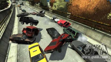 Heavy Car for GTA 4 fifth screenshot