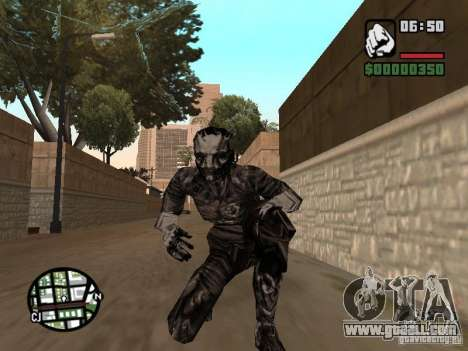 Sandwraith from Prince of Persia 2 for GTA San Andreas forth screenshot