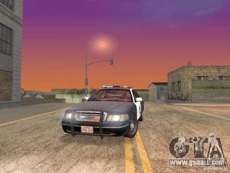 LowEND PCs ENB Config for GTA San Andreas ninth screenshot