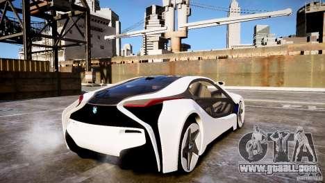 BMW Vision Efficient Dynamics 2012 for GTA 4 left view
