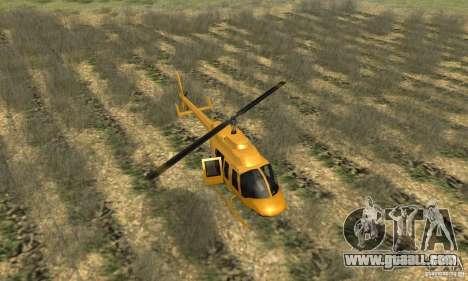 VIP TAXI for GTA San Andreas ninth screenshot