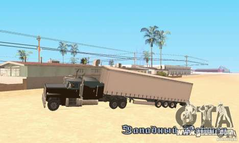 Krone Trailer for GTA San Andreas