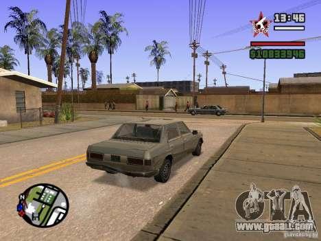 ENBSeries for GForce 5200 FX v3.0 for GTA San Andreas third screenshot
