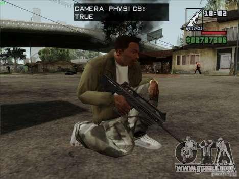 Katiba for GTA San Andreas third screenshot