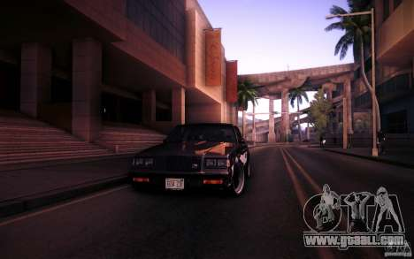 Buick Regal GNX for GTA San Andreas side view