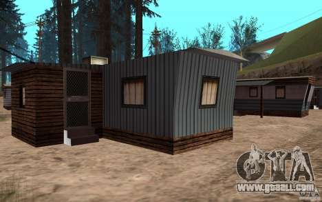 New trailer town for GTA San Andreas forth screenshot