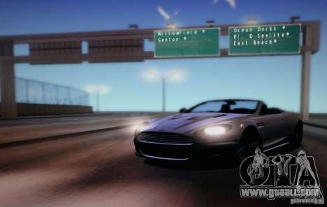 CreatorCreatureSpores Graphics Enhancement for GTA San Andreas forth screenshot