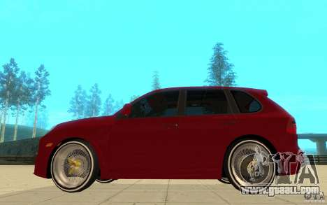 Wheel Mod Paket for GTA San Andreas tenth screenshot