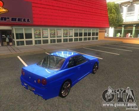 ENB from ALKANAVT for GTA San Andreas second screenshot