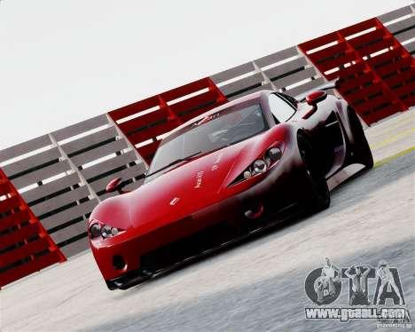 Ascari A10 2007 v2.0 for GTA 4 left view