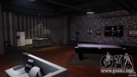 Playboy X New House Textures for GTA 4 second screenshot