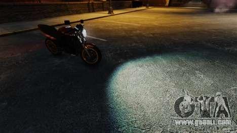 Xenon headlights for GTA 4 second screenshot