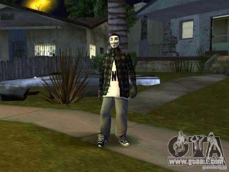 The New Grove Anonymus for GTA San Andreas