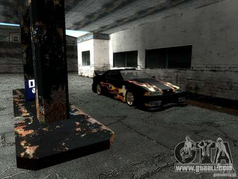 Vinyl Rèjzora from Most Wanted for GTA San Andreas right view