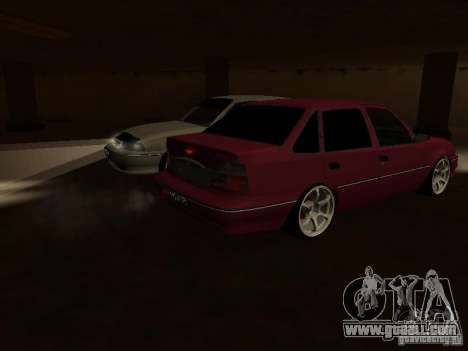 Daewoo Nexia for GTA San Andreas engine