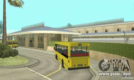 Den Oudsten Busen v 1.0 for GTA San Andreas left view