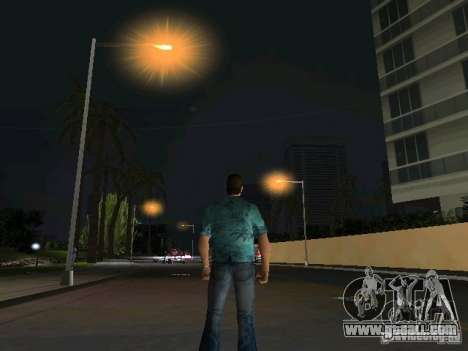New effects for GTA Vice City second screenshot