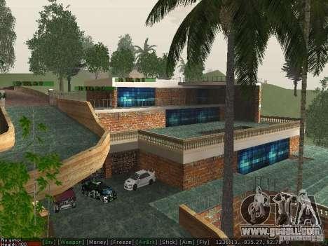 New Villa Med-Dogg for GTA San Andreas third screenshot