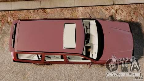 Volvo 850 Wagon 1997 for GTA 4 right view