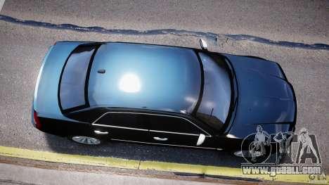 Chrysler 300C SRT8 Tuning for GTA 4 inner view