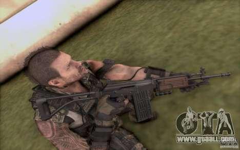 IMI GALIL AR for GTA San Andreas third screenshot