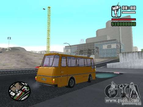 TV 7 for GTA San Andreas right view