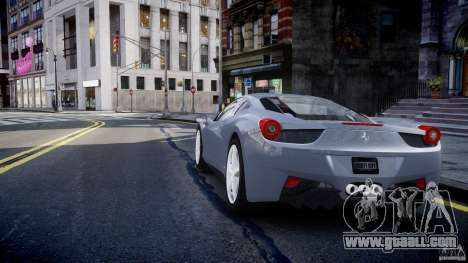 ENB Series Realistic V0.82 Modified for GTA 4 ninth screenshot