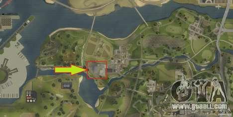 Oil company Lukoil for GTA San Andreas sixth screenshot