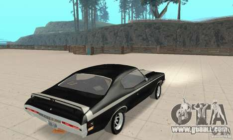 Buick GSX Stage-1 for GTA San Andreas left view