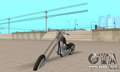 Desperado Chopper for GTA San Andreas