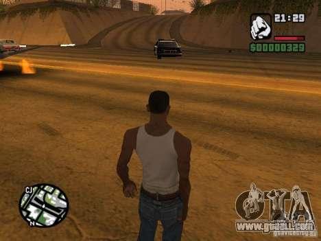 Kyubi-Bomb for GTA San Andreas third screenshot